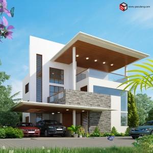 Architecture-exterior-walkthroug-3d-architectural-exterior-design