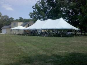 Pole-Tent